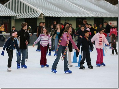 ice_skating exercise