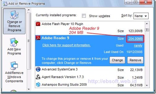 Adobe acrobat Reader Installation